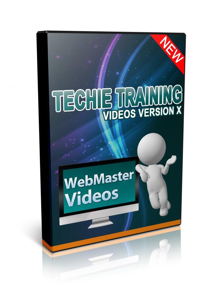Techie Training Videos V10